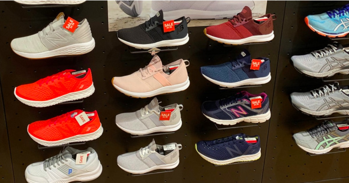 New Balance Men's & Women's Shoes Only $25 Shipped (Over 20