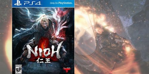NIOH PlayStation 4 Game Only $14.88 at Walmart.com