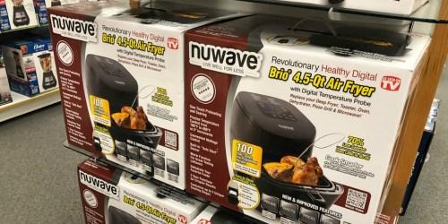 Kohl's Cardholders: NuWave Brio Digital Air Fryer Only $62.99 Shipped + Get $10 Kohl's Cash