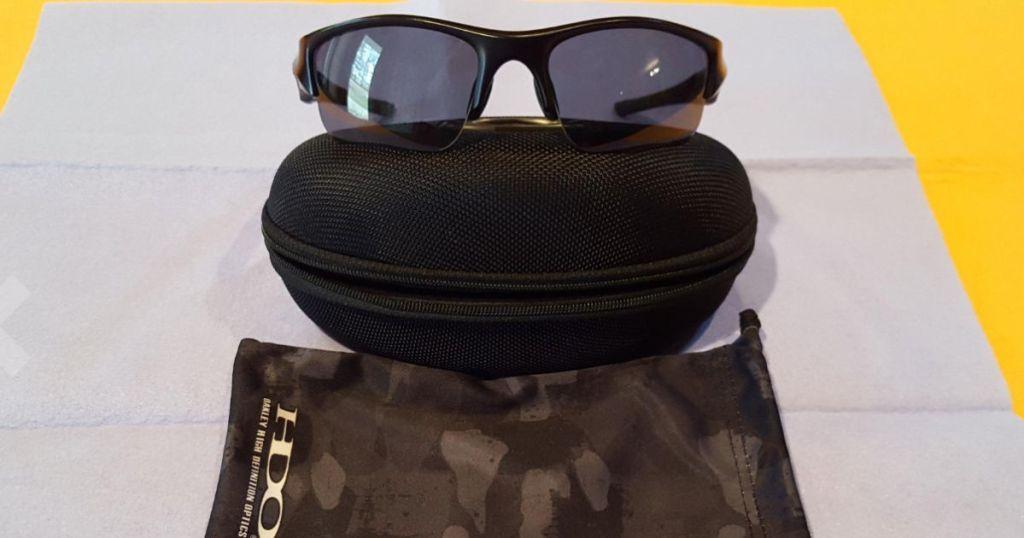 0f2a76a6dd Oakley Half Jacket 2.0 Sunglasses with Polished Black Frames   Black  Iridium Polarized Lenses Only  69.99 (regularly  163)