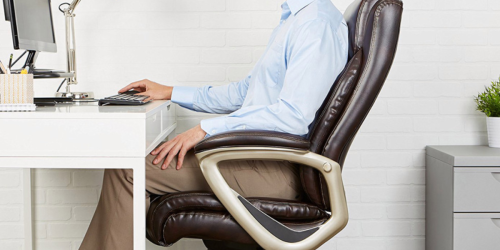 Up to 70% Off Office Chairs at Office Depot/OfficeMax