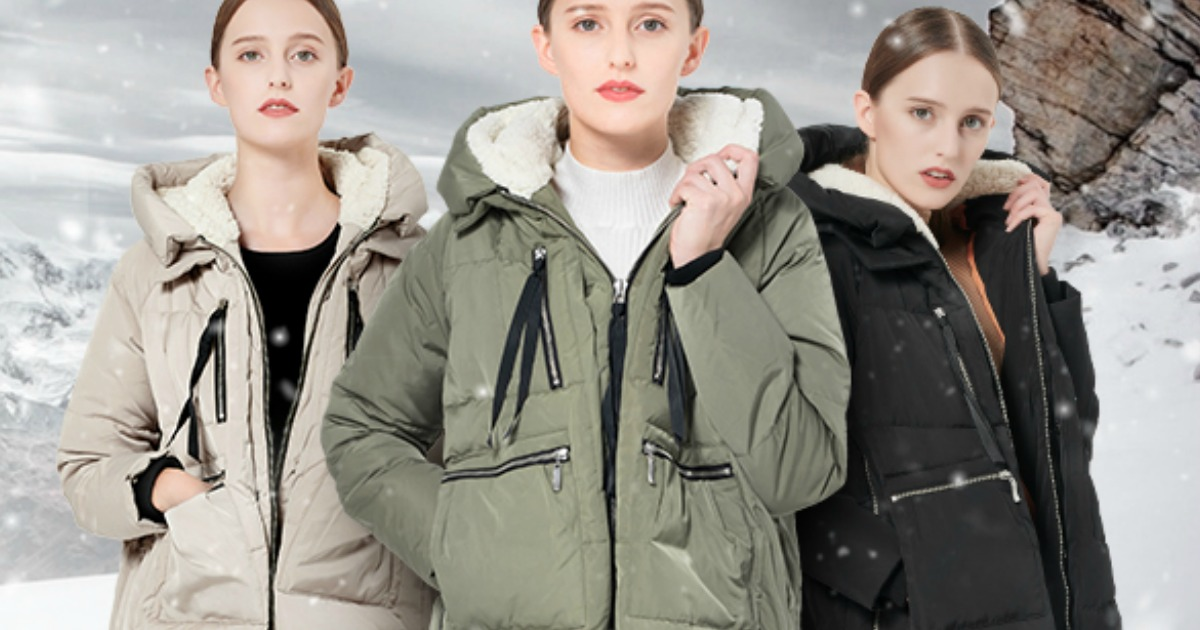 9963da0b9719 Orolay Women s Thickened Down Jacket Only  99.99 (Regularly  140 ...