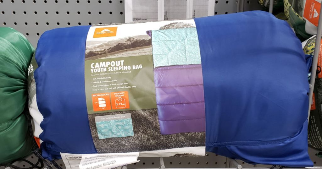 Ozark Trail Kids Camping Chairs Amp Sleeping Bags As Low As