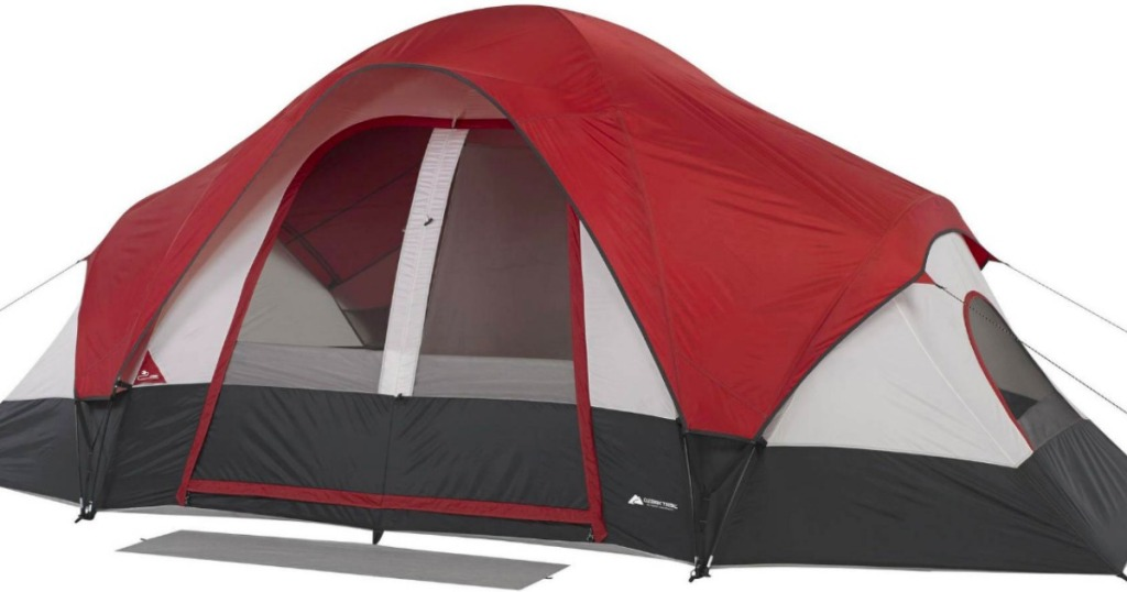 Ozark Trail 8-Person Family Tent Only $49 95 Shipped (Regularly $89)