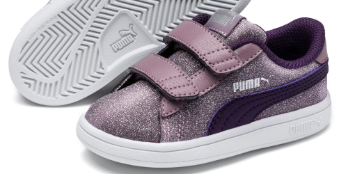PUMA Infant Shoes Only $12.99 Shipped (Regularly $35) & More
