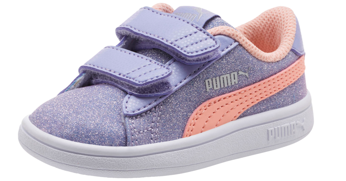 the best attitude 991bf 59d12 PUMA Hello Kitty Preschool Sneakers Only $24.99 Shipped ...