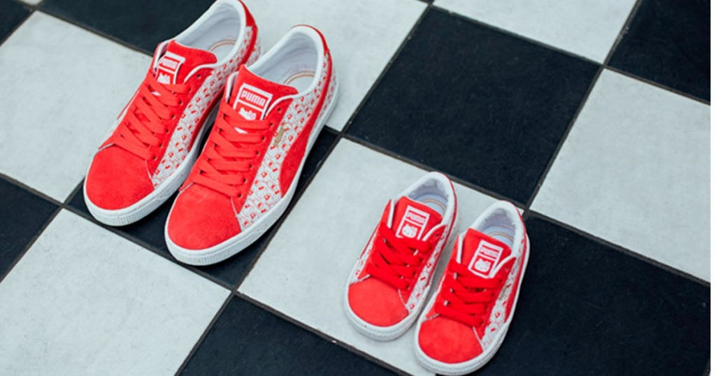 release date: 46b6c e5637 Up to 70% Off PUMA Shoes + Free Shipping (Includes Hello ...