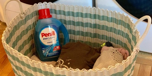 FREE Persil Laundry Detergent Sample + Enter to Win Laundry Room Makeover & More