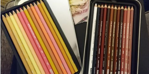 Amazon: Prismacolor Portrait Colored Pencil Set 24-Count Only $11 (Regularly $41)