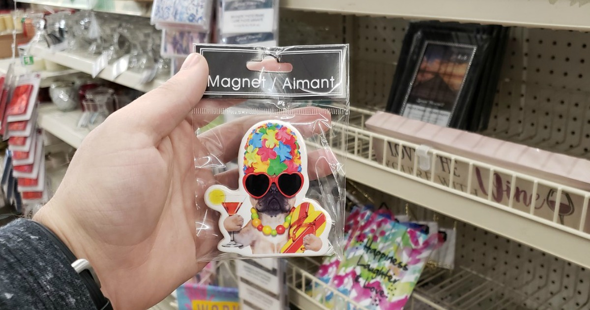 Dollar Tree Magnets