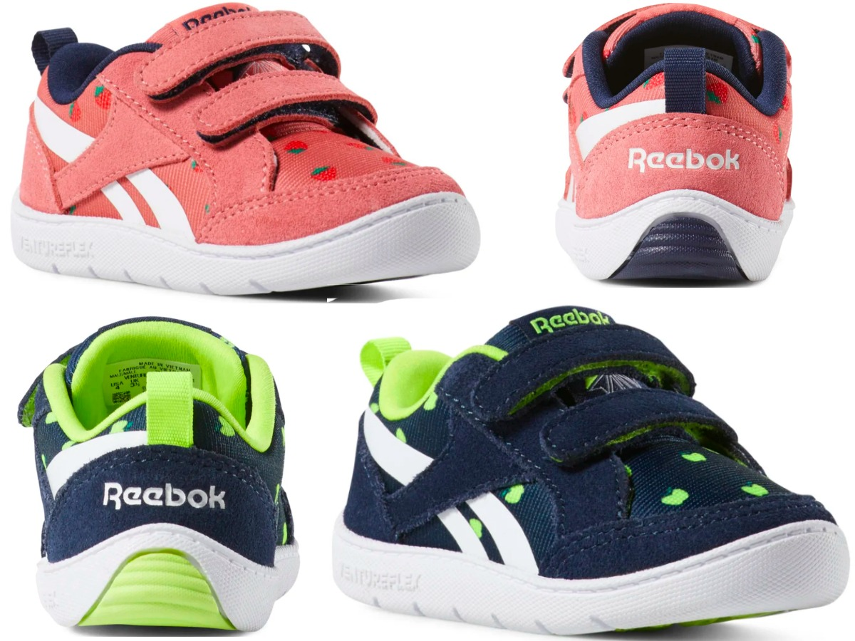 Buy 1, Get 1 FREE Reebok Shoes