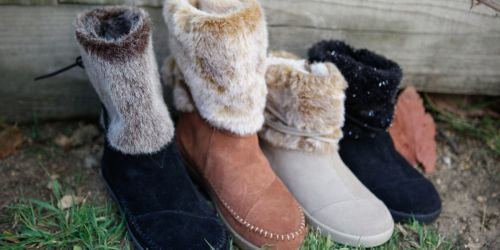 Up tp 70% Off TOMS Boots & Booties
