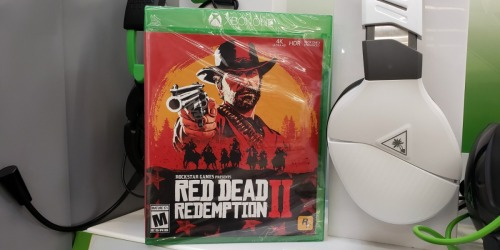 Red Dead Redemption II Video Game Only $34.99 (Regularly $60)