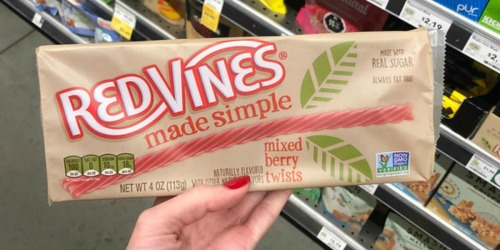 Red Vines Made Simple Only $1.24 at Whole Foods (No Harmful Red Dye & Made w/ Real Sugar)