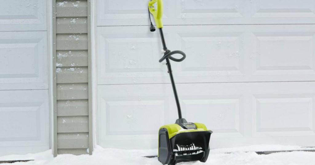 Ryobi Electric Snow Blower Shovel Only 65 Shipped Hip2save