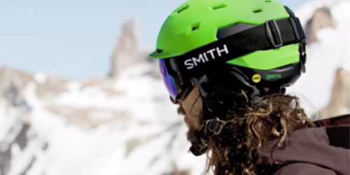 Up to 60% Off Smith Snow Goggles & Helmets at Dick's Sporting Goods