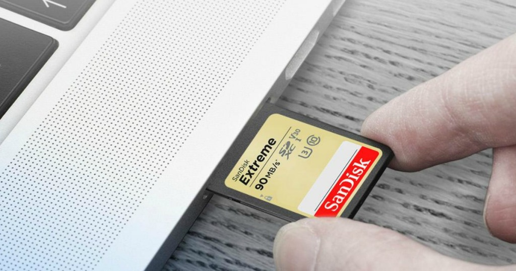 97a88351b497 Amazon  Up to 50% Off SanDisk Memory and Storage Products - Hip2Save