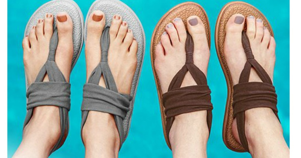 dc1e9c5f9ef5 Over 50% Off Sanuk Sandals   More at Zulily