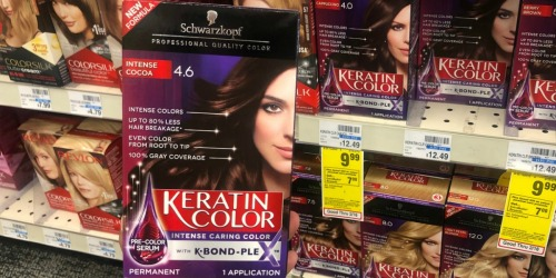 Schwarzkopf Permanent Hair Color as Low as $6.65 Each After CVS Rewards