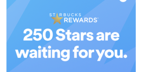 Free Spotify AND Free 250 Starbucks Stars