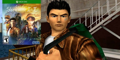 Amazon: Shenmue I & II Xbox One Game Just $15.04 (Regularly $30)