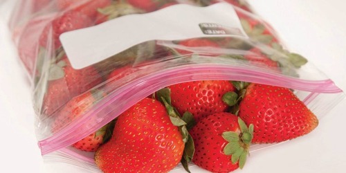 Amazon Brand Solimo Food Storage Bags 150-Count Just $7.87 Shipped
