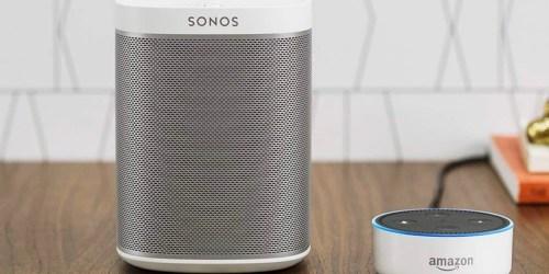 Sonos One Smart Speaker Only $129 Shipped (Regularly $179) + More