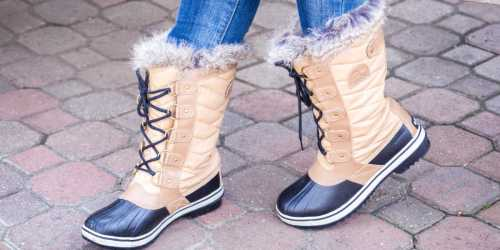Sorel Women's Tofino II Boots Only $84.95 Shipped (Regularly $170)