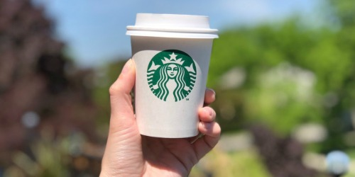 Free $6 Starbucks Gift Card & More For Verizon Up Rewards Members (Just Use 1 Credit)