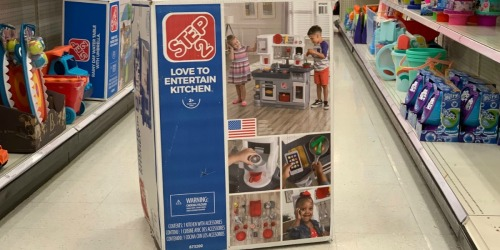 Step2 Love To Entertain Kitchen Possibly Only $49.98 at Target (Regularly $100)