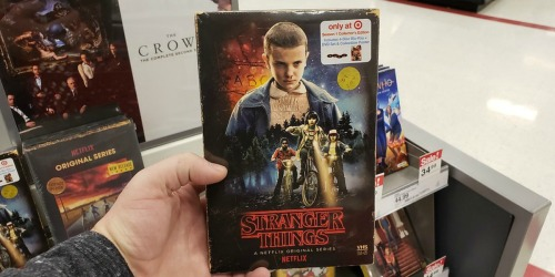 Buy 2, Get 1 FREE Movies & Books at Target.com | Stranger Things, Hocus Pocus & More