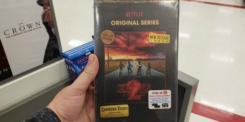 Stranger Things Season 2 as Low as $5 at Target.com