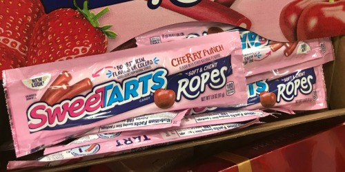 FREE SweeTARTS Chewy Rope Singles Candy for Kroger & Affiliate Shoppers