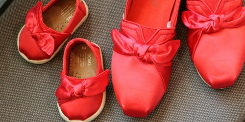 Up to 60% Off TOMS Kids Shoes