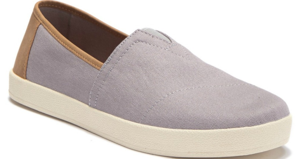 12e4c75d083 TOMS Men s Avalon Canvas Sneakers Only  19.99 at Nordstrom Rack (Regularly   50)