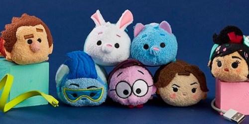 Disney Tsum Tsum Mini Plush Only $4.46 Shipped & More