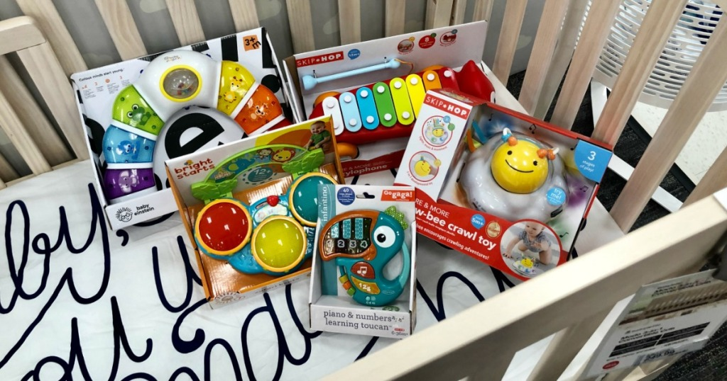 6e40e2275b4d Free  10 Target Gift Card w   50 Baby Toy Purchase (Skip Hop