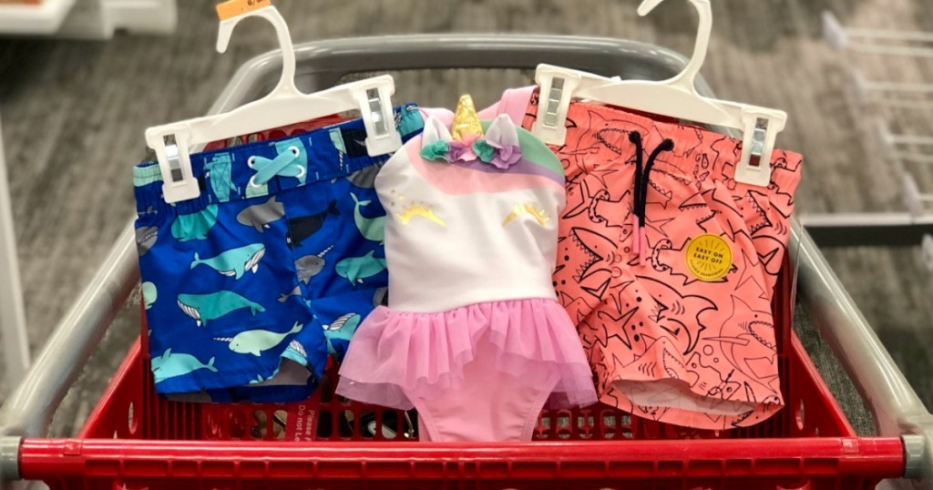 c4e766a4eae Buy One, Get One 50% Off Swimwear for the Whole Family at Target