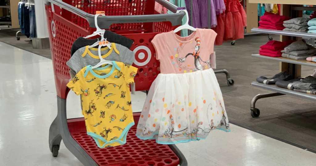 10 Off 40 Dr Seuss Apparel At Target