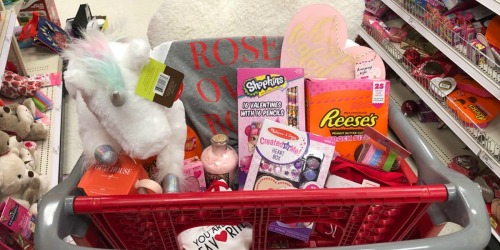 Up to 90% Off Valentine's Day Clearance at Target