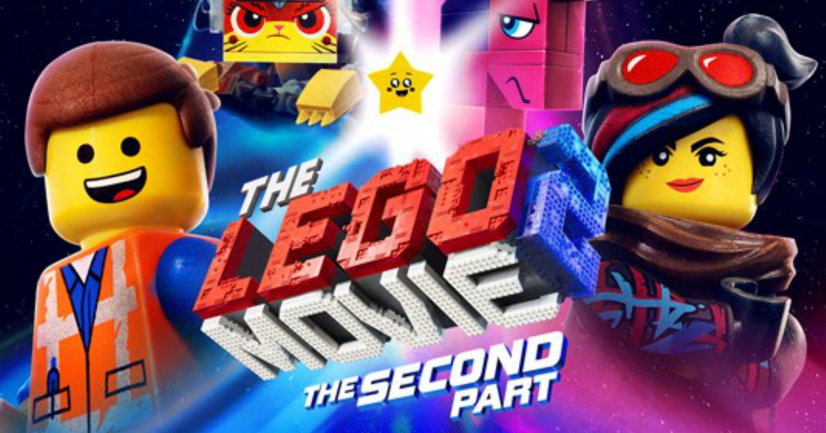 5 Off Two The Lego Movie 2 Movie Tickets Hip2save