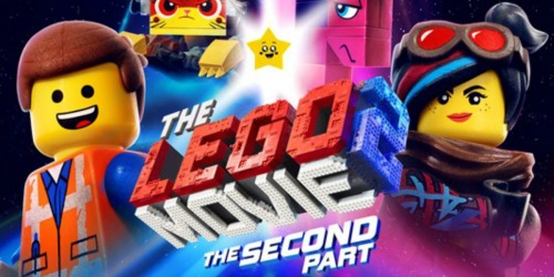 Free The LEGO Movie 2 Ticket w/ Select LEGO Movie Digital Purchases