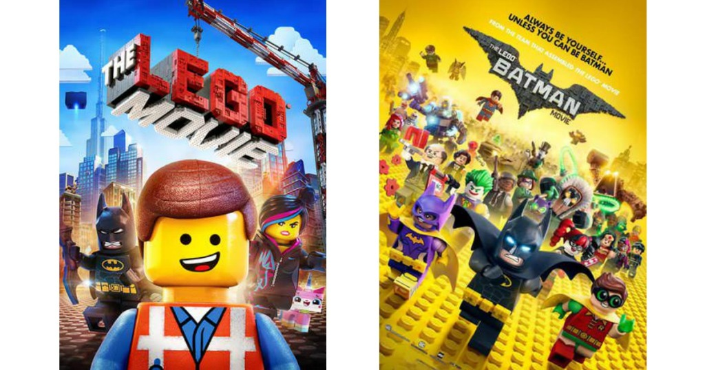 Free The Lego Movie 2 Ticket W Select Lego Movie Digital Purchases Hip2save