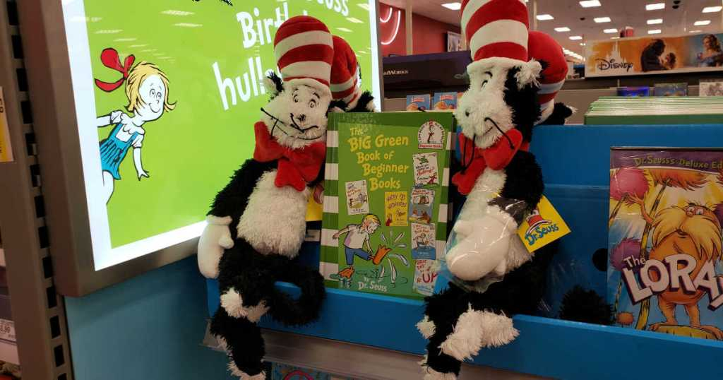FREE Dr Seusss Birthday Party Event At Target March 2nd