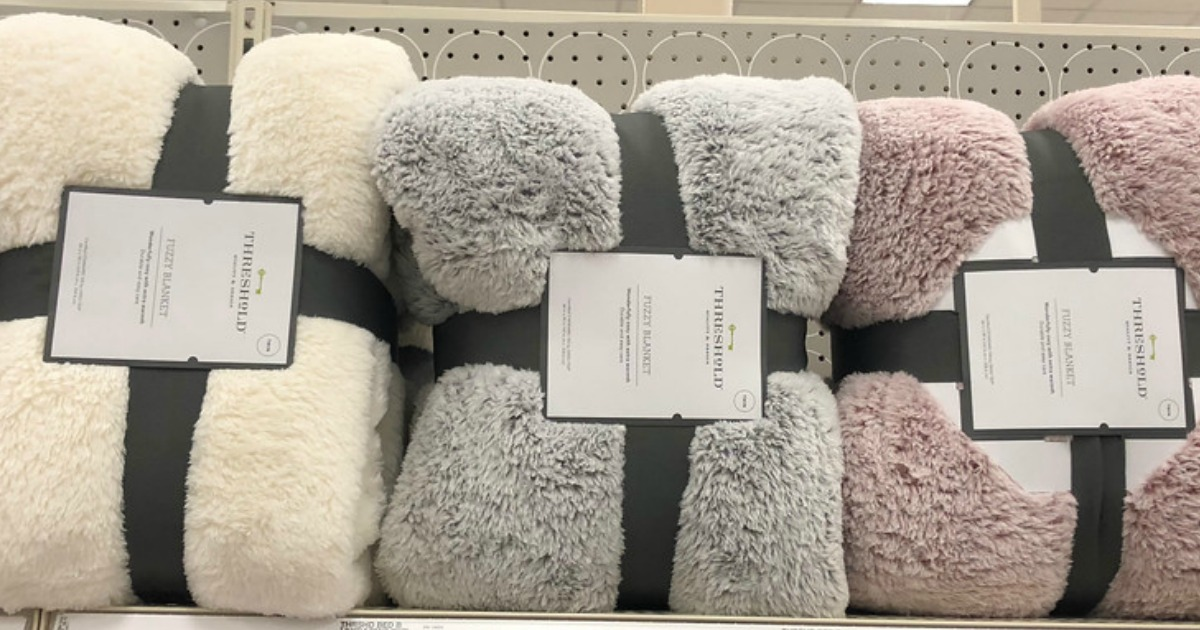 Threshold Fuzzy Blanket Only 10 49 At Target Com More