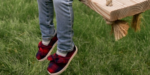 Over 60% Off TOMS Shoes for the Family