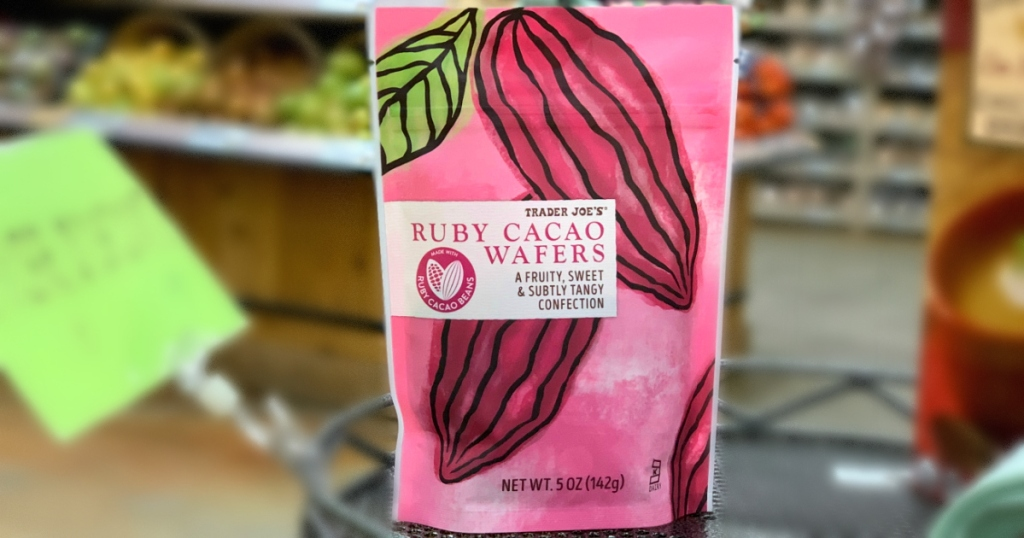 Trader Joe's Cacao Wafers