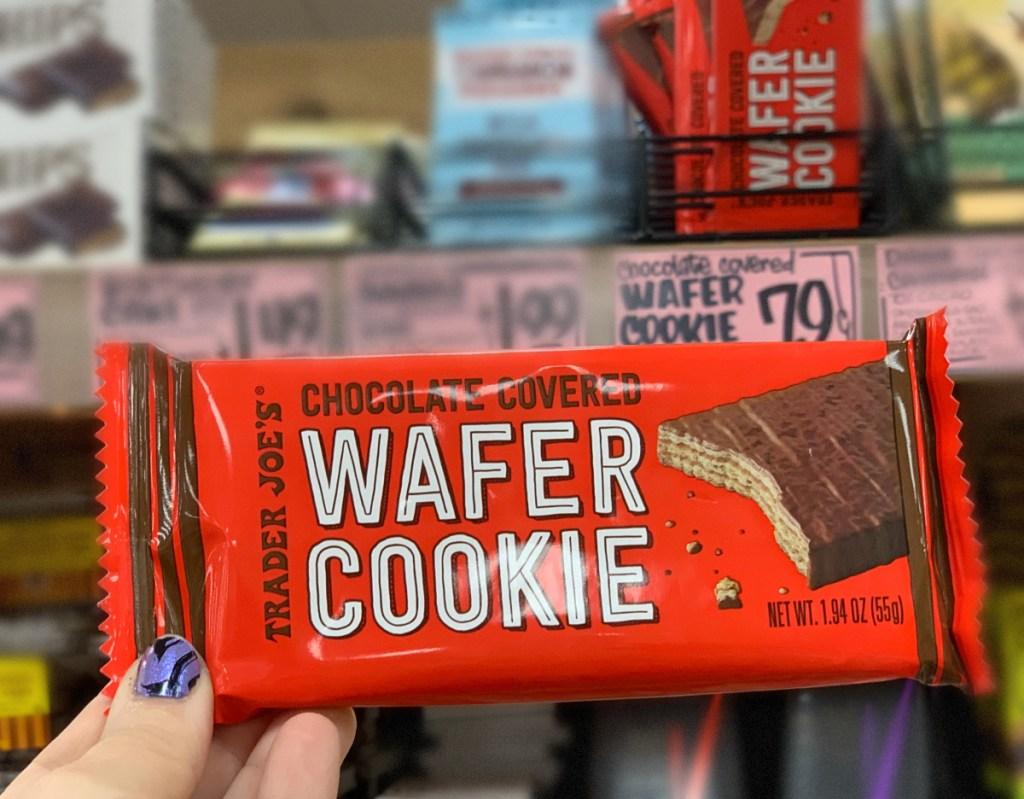 Trader Joe's Wafer Cookie