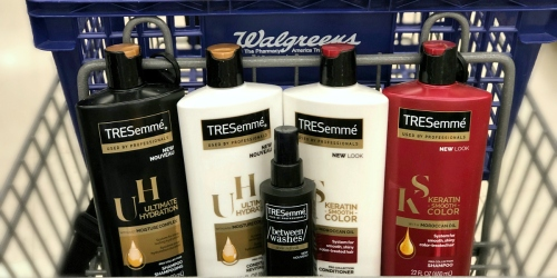 TRESemmé Hair Care Products Just $1.75 Each at Walgreens (Regularly Up to $7)