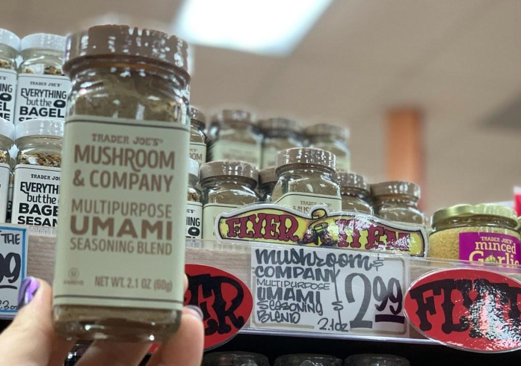 Umami blend at Trader Joe's